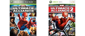 Marvel: Ultimate Alliance Series