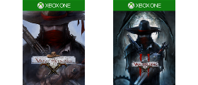 The Incredible Adventures of Van Helsing Series