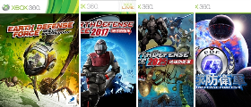 Earth Defense Force Series