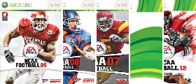 NCAA Football Series