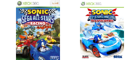 Sonic All-Stars Racing Series