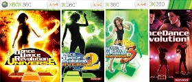 Dance Dance Revolution Series