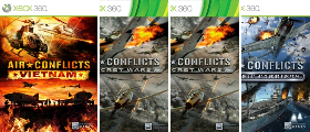 Air Conflicts Series