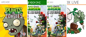 Plants vs Zombies Series