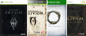 The Elder Scrolls Series