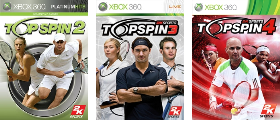 Top Spin Series