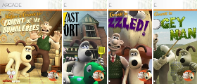 Wallace & Gromit Series