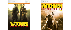 Watchmen: The End Is Nigh Series