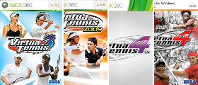 Virtua Tennis Series