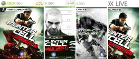 Splinter Cell Series