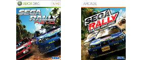 SEGA Rally Series