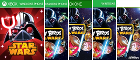 Angry Birds Star Wars Series
