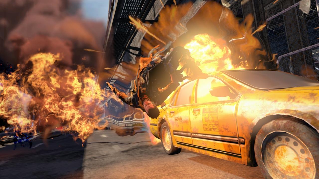 NeverDead Screenshot 9 1/26/12