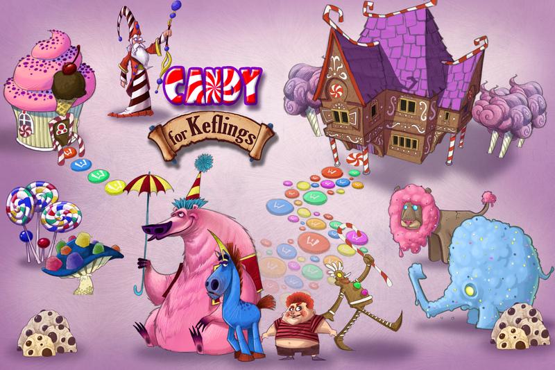 Candy for Keflings