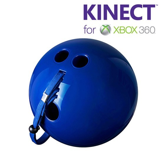 Kinect Bowling Ball Peripheral Announced