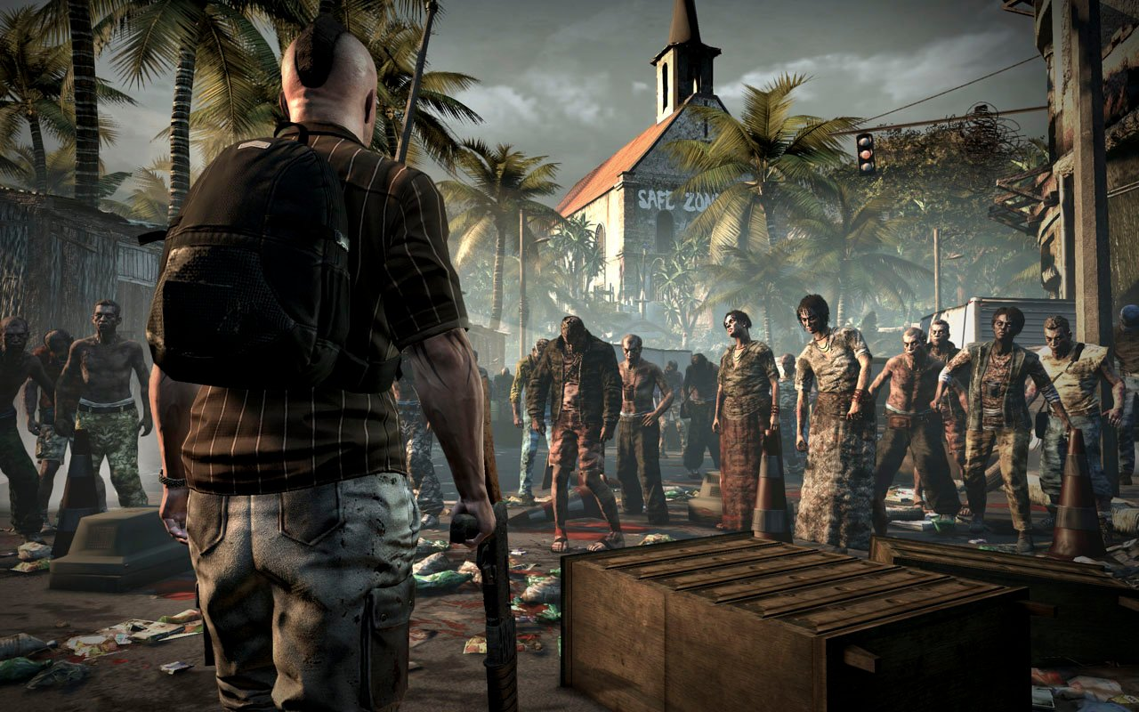 How To Block Attacks Dead Island