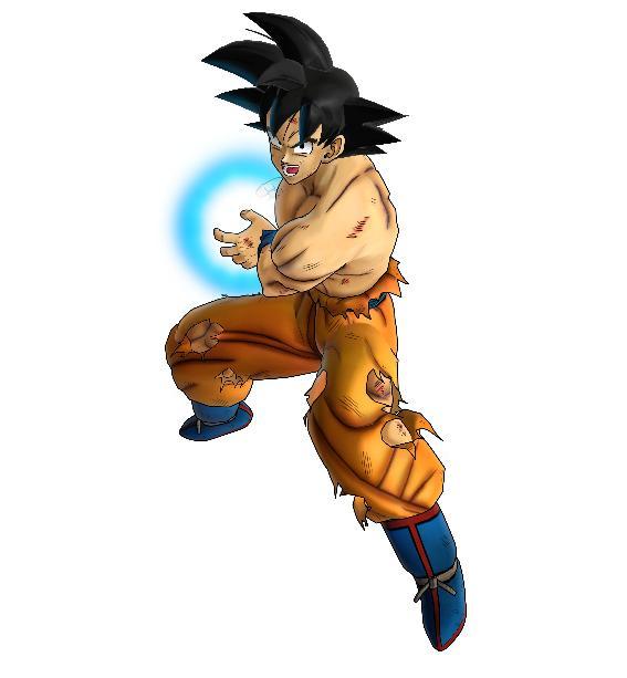 19/4/12 Artwork Goku