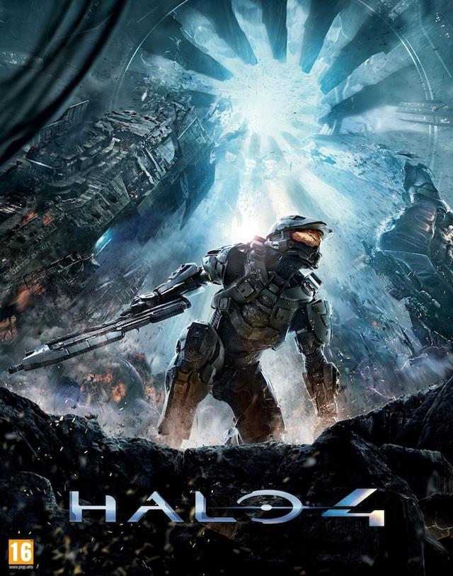 Halo 4 Box Art Uploaded May 16th, 2012