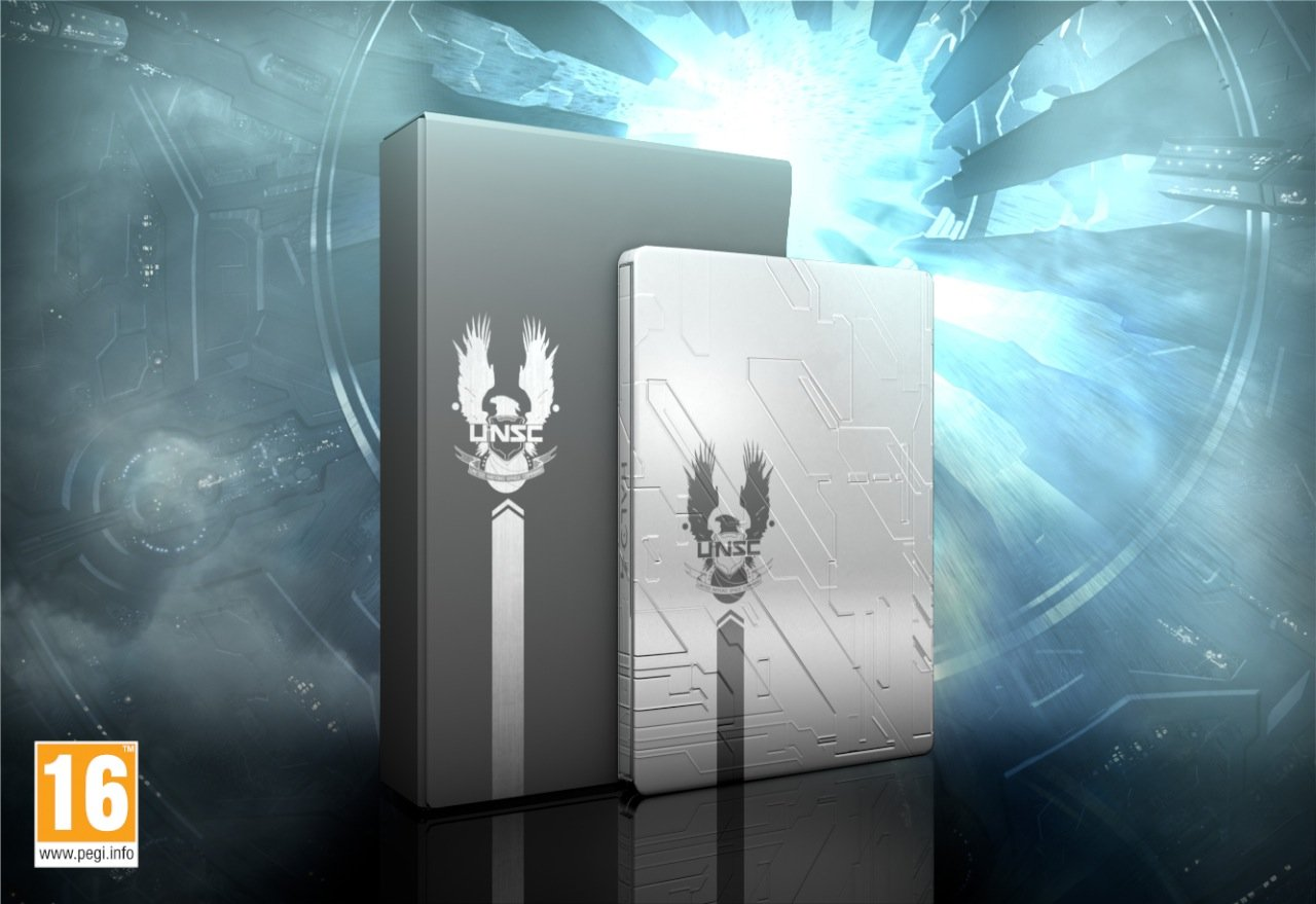 Halo 4 Limited Edition Uploaded May 16th, 2012