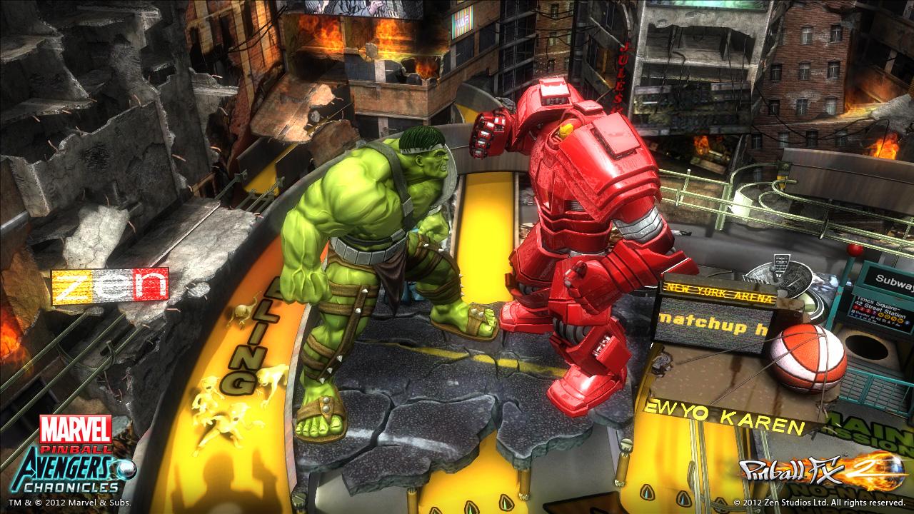 13/6/12 World War Hulk 3