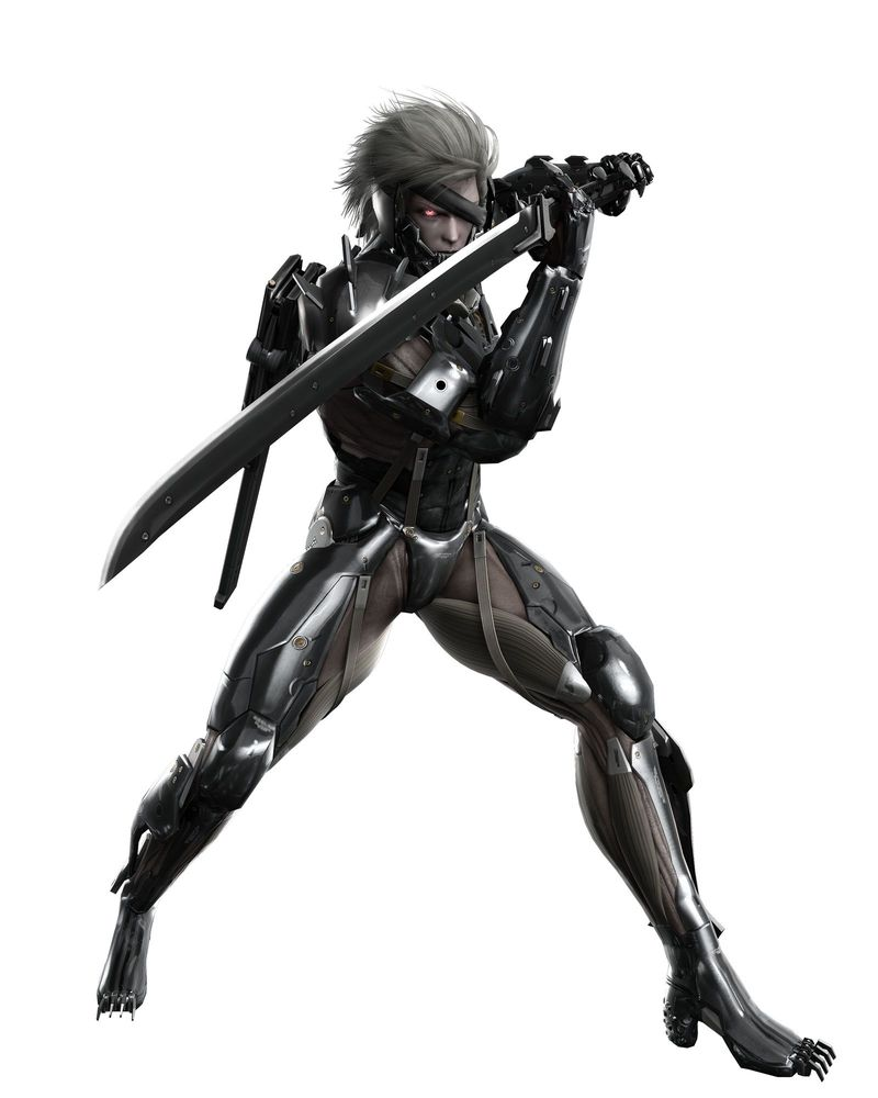 Raiden Artwork