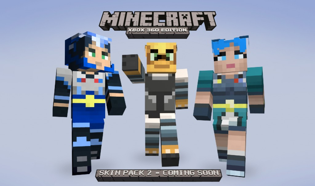 Skin Pack 2 - Jet Force Gemini