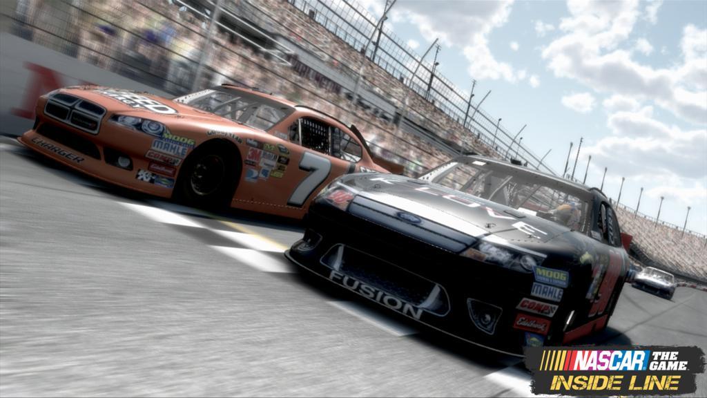 NASCAR Car/Track 2