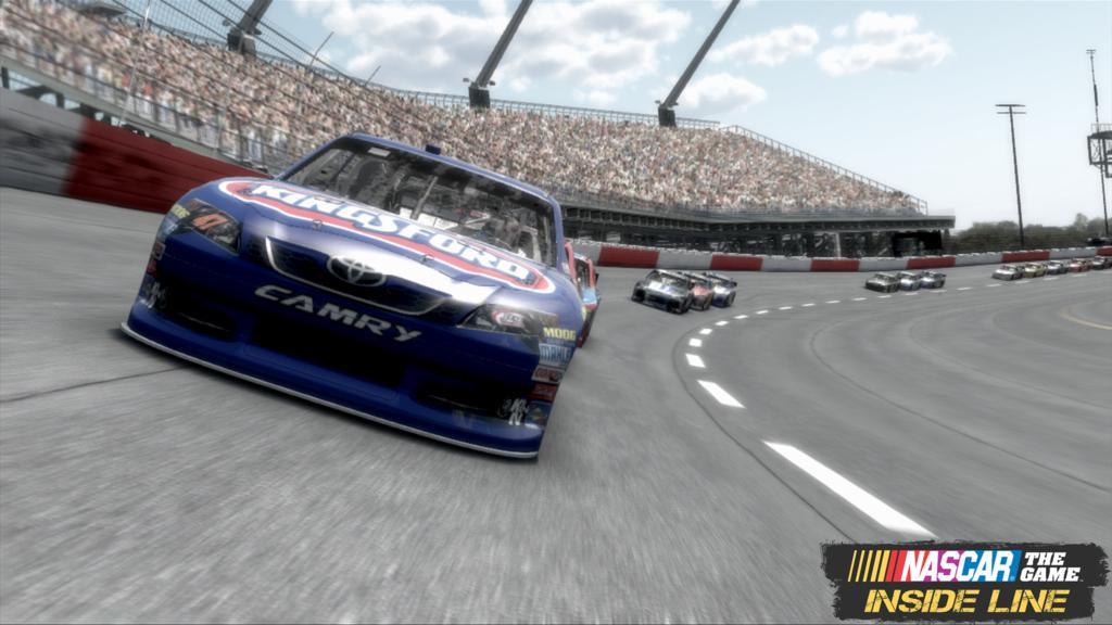 NASCAR Car/Track 3
