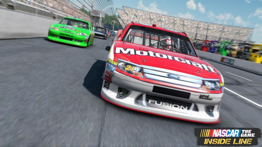 NASCAR Car/Track 4