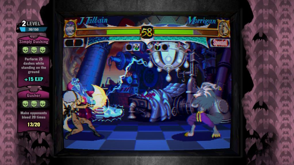 13/10/12 Night Warriors: Darkstalkers Revenge 1