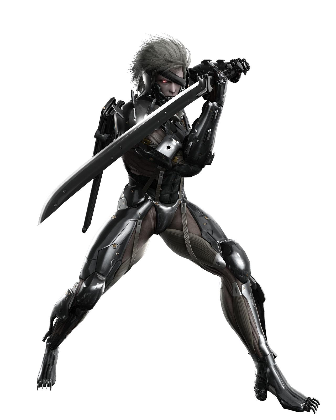 MGRR - Raiden