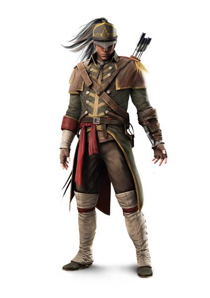Colonial Assassin