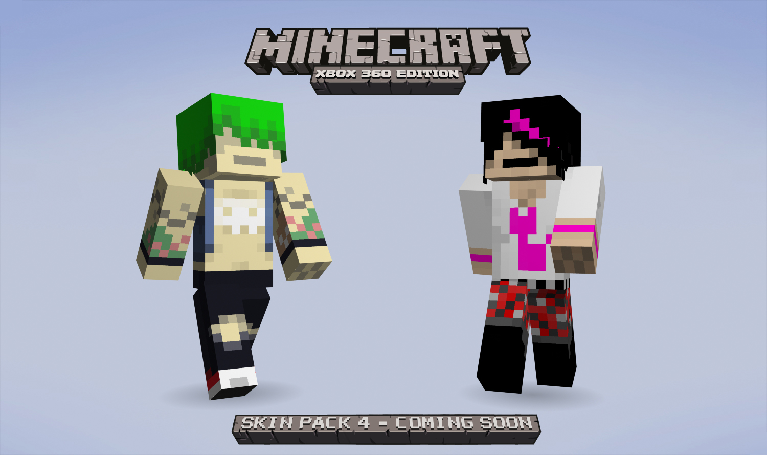 Yet More Minecraft Skin Pack 4
