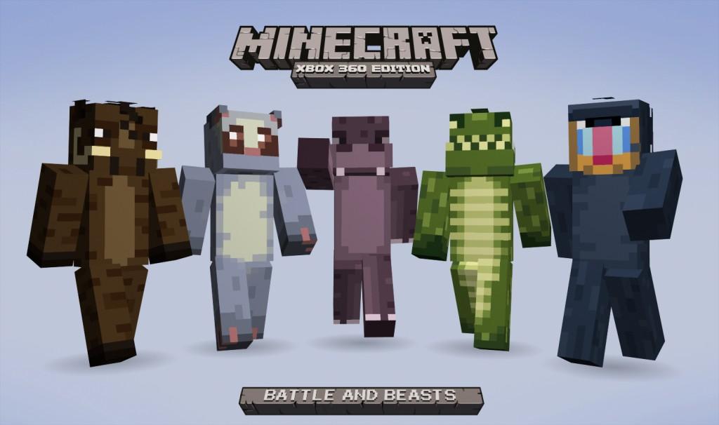 Xbox 360 Minecraft Skins Enderman