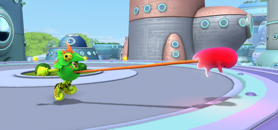 PAC-MAN and the Ghostly Adventures Screenshot 2