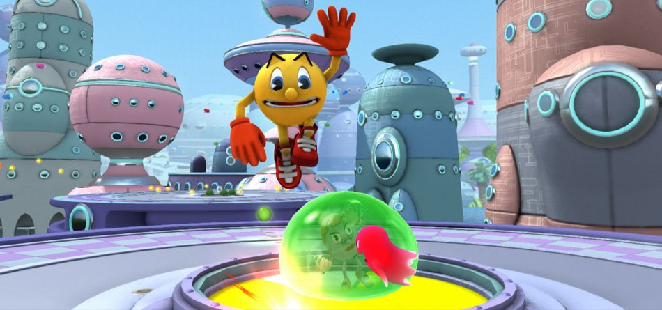 PAC-MAN and the Ghostly Adventures Screenshot 9