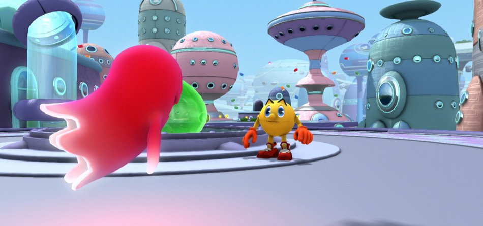 PAC-MAN and the Ghostly Adventures Screenshot 11