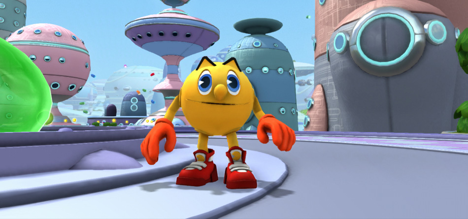 PAC-MAN and the Ghostly Adventures Screenshot 13