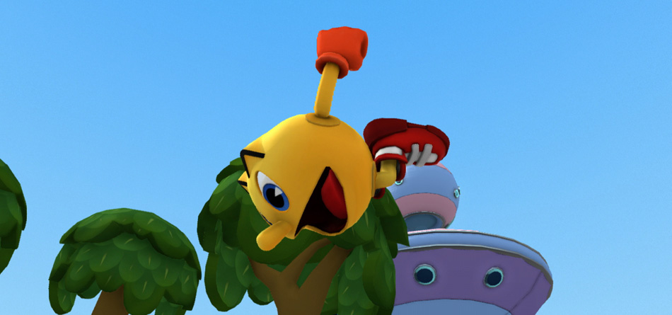 PAC-MAN and the Ghostly Adventures Screenshot 15