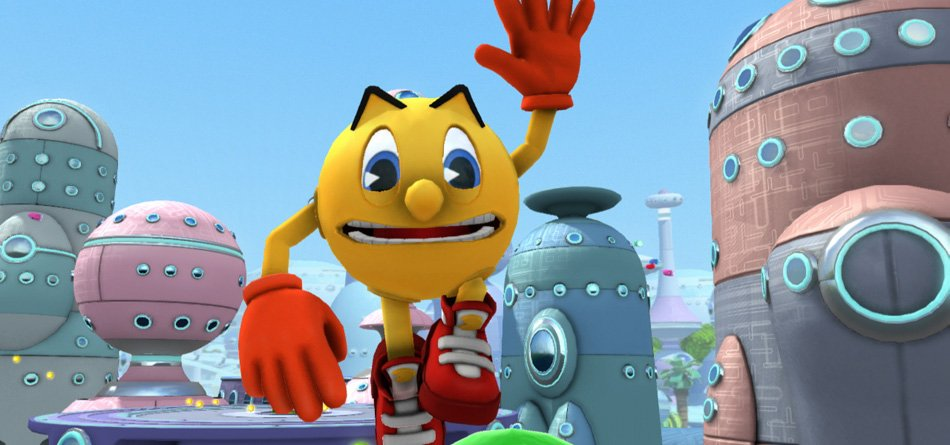 PAC-MAN and the Ghostly Adventures Screenshot 18