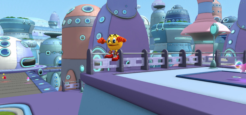 PAC-MAN and the Ghostly Adventures Screenshot 19