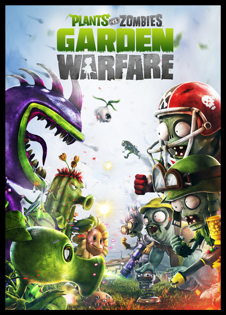 Popcap Announce Plants Vs Zombies Garden Warfare
