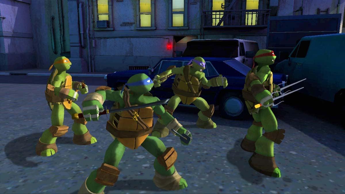 ninja turtles 3