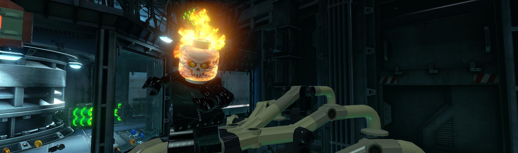 LEGO Marvel Super Heroes Gamescom Trailer