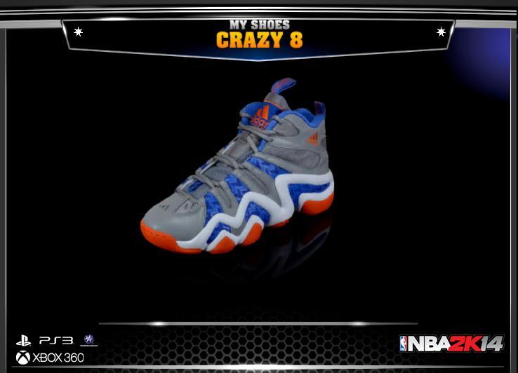 Shoe 8