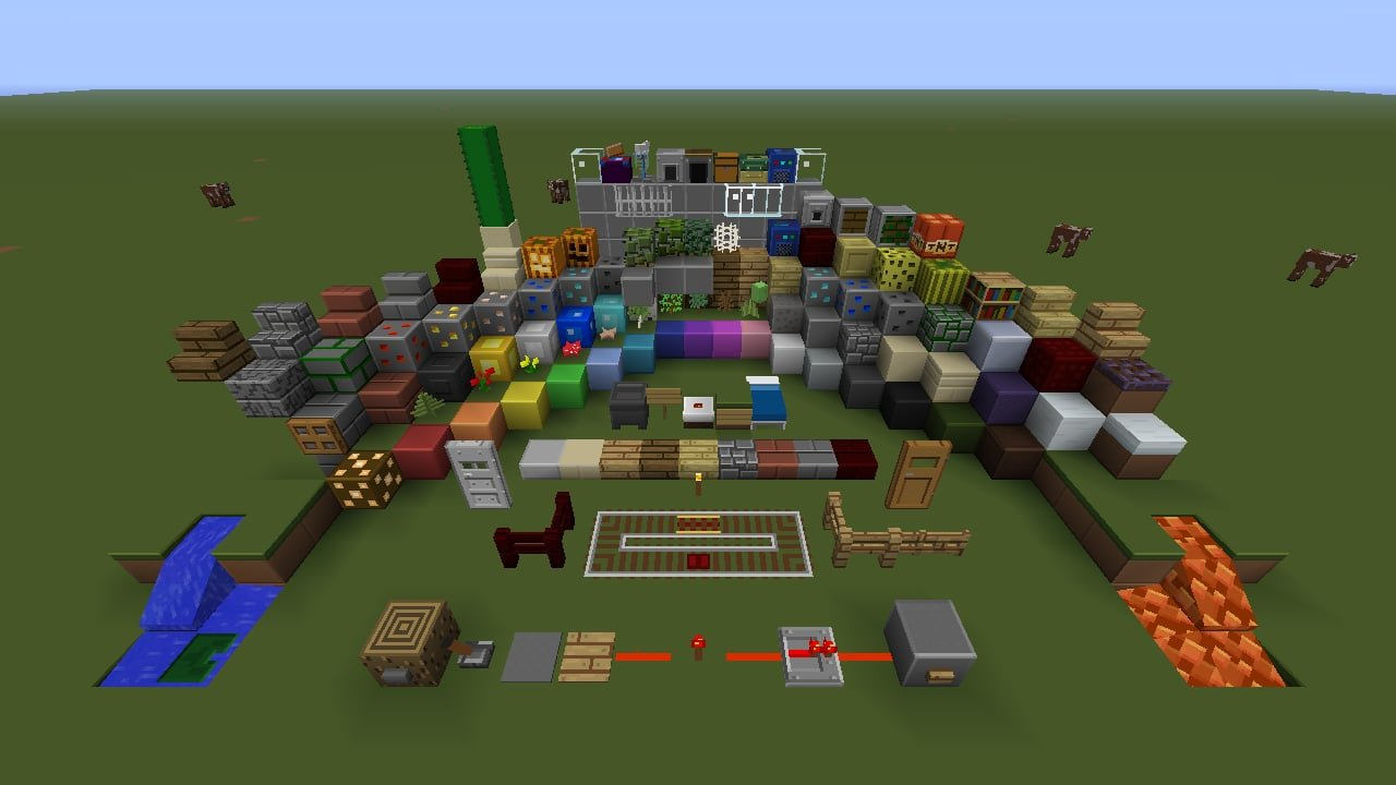 Minecraft Pocket Edition Natural Texture Pack Free