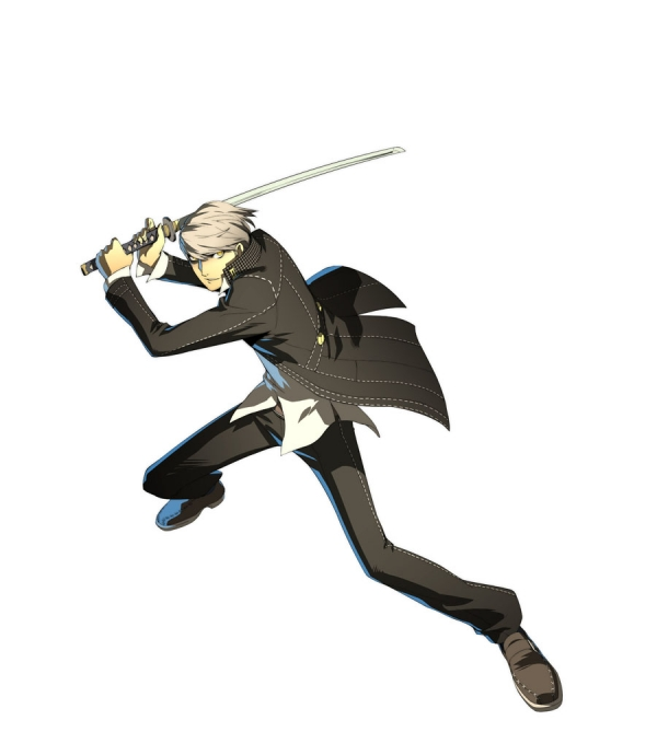 Persona 4 Ultimate Character 1