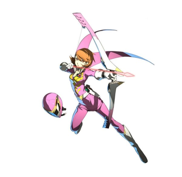 Persona 4 Ultimate Character 2