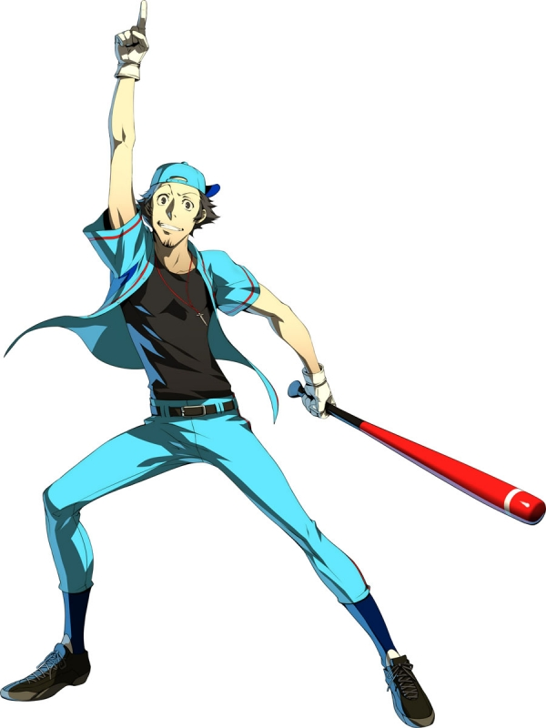 Persona 4 Ultimate Character 6