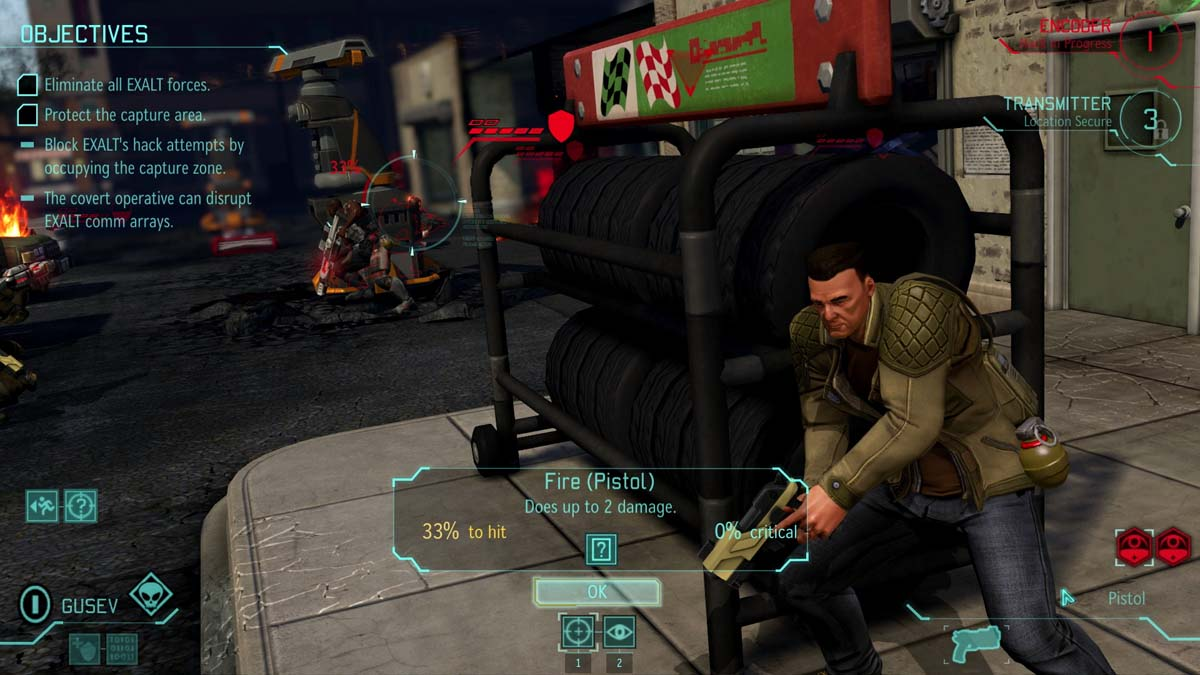 XCOM Enemy Within Security Breach Trailer